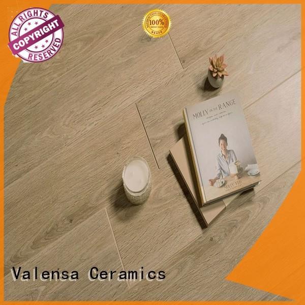 Valensa Ceramics wooden wood porcelain tile bathroom company for house