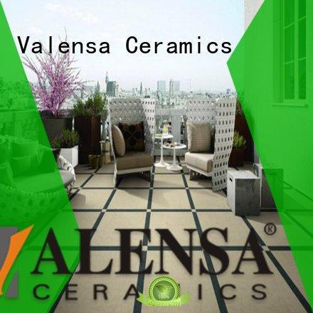Custom wall  living Valensa Ceramics