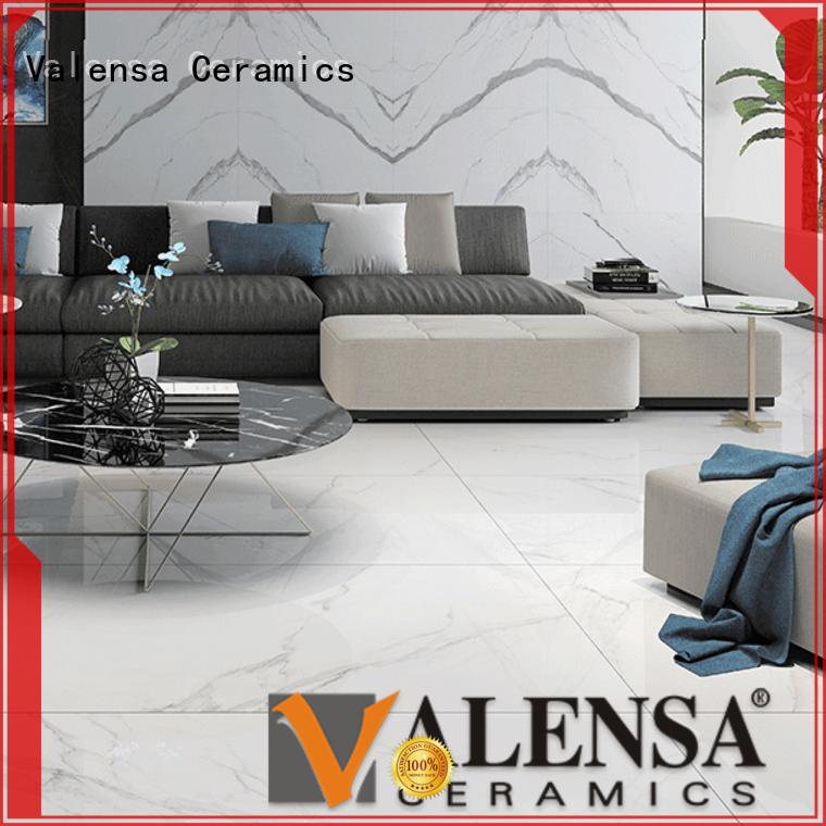 Valensa Ceramics Brand interior wall white full