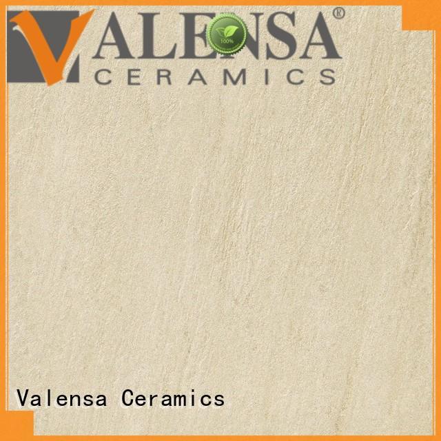 Valensa Ceramics Custom sandstone tiles outdoor supply for villas