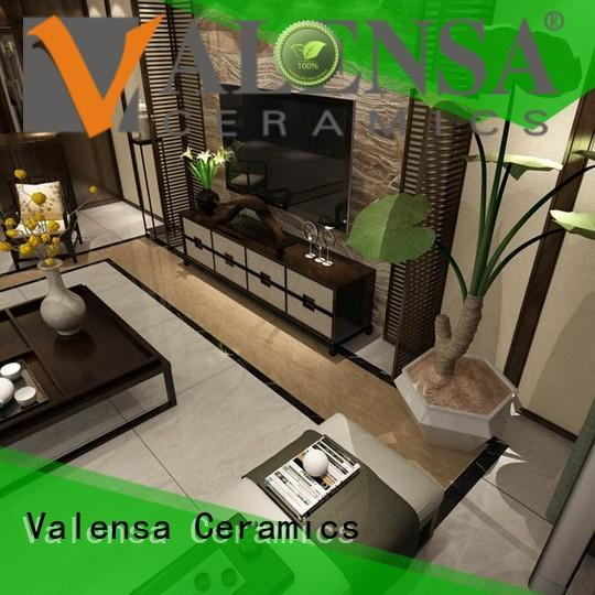polished marble floor tiles wall for house Valensa Ceramics