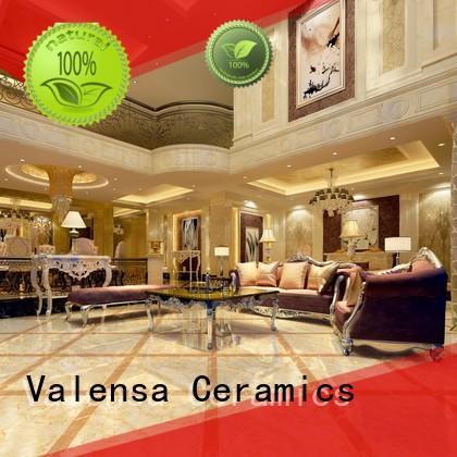 Valensa Ceramics tiles polished marble floor tiles for business for indoor