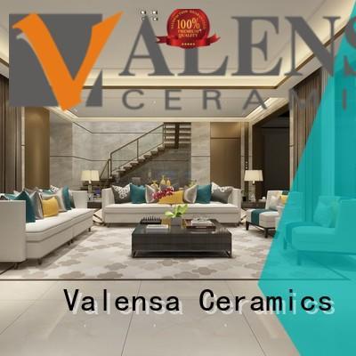 Valensa Ceramics durable white marble tiles manufacturer for villas