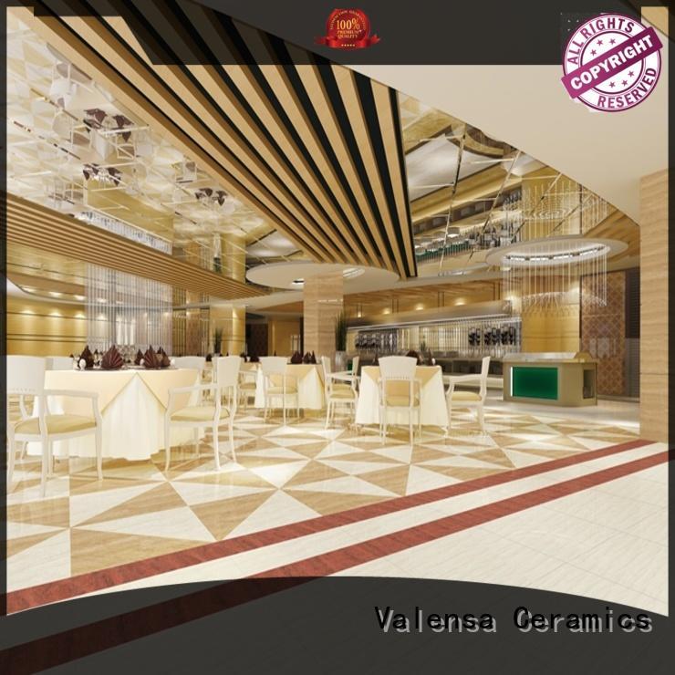Valensa Ceramics Brand porcelain polished  interior wall supplier