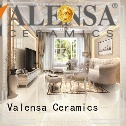 Valensa Ceramics New platinum tile factory for indoor