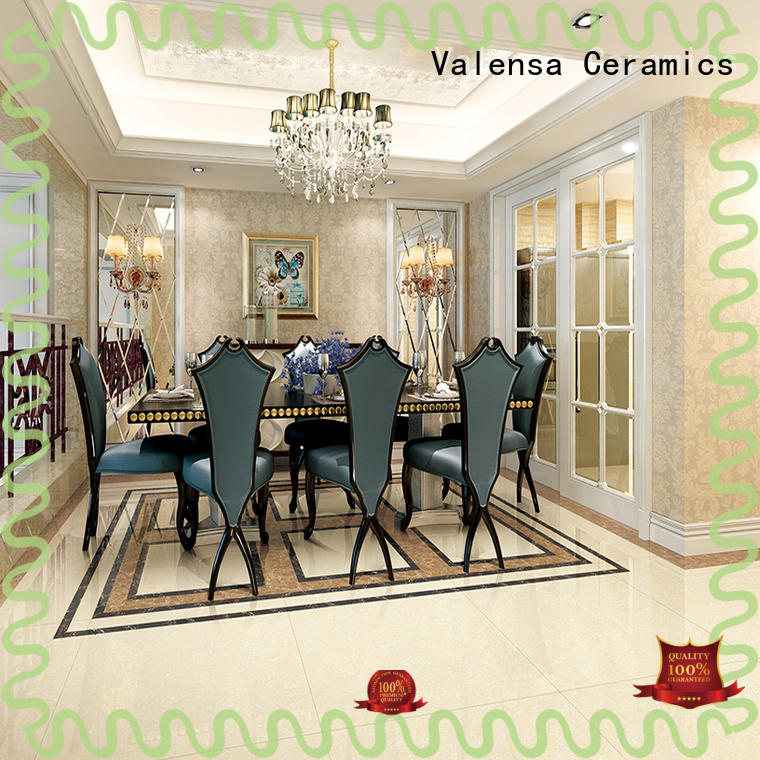 Valensa Ceramics floor black sparkle floor tiles supply for indoor