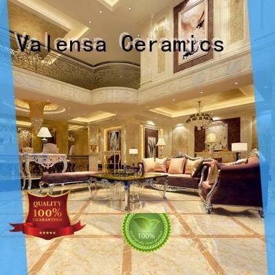 Valensa Ceramics glazed diamond floor tile for business for home