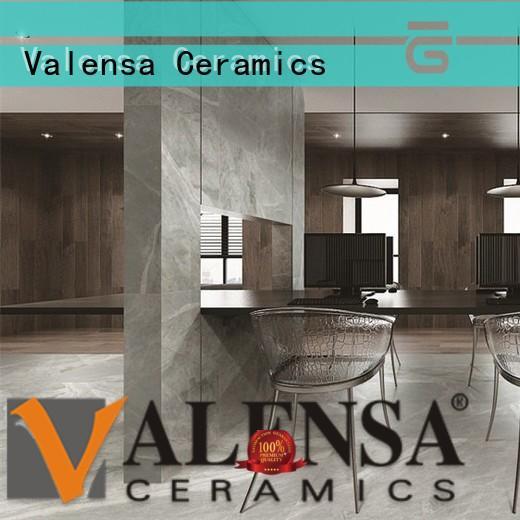 Valensa Ceramics professional polished marble tiles bathroom glazed for indoor