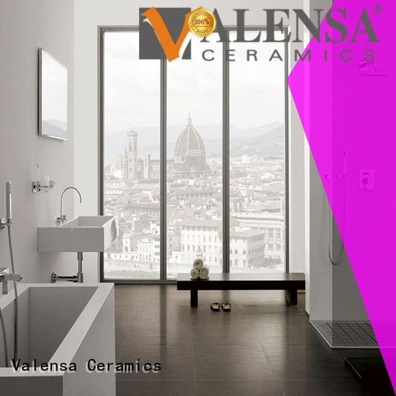 Valensa Ceramics Latest glazed porcelain floor tile factory for indoor