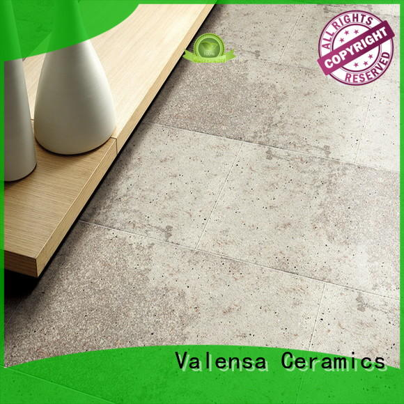 Valensa Ceramics Top rustic slate floor tiles factory for house