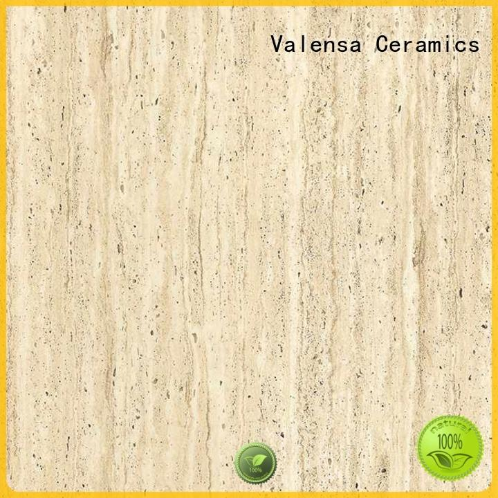 Valensa Ceramics Wholesale white wood tile suppliers for indoor