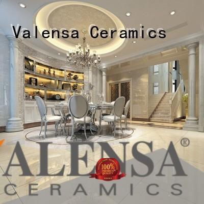 white floor gray leaf Valensa Ceramics Brand  supplier