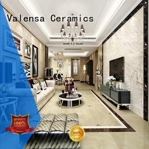 marble tile  cappuccino Valensa Ceramics Brand