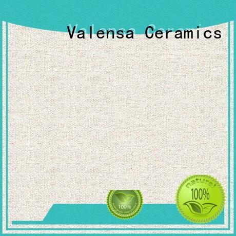 color porcelain balcony Valensa Ceramics Brand  manufacture