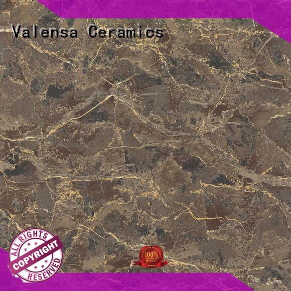 Valensa Ceramics polished porcelain tiles for sale company for house