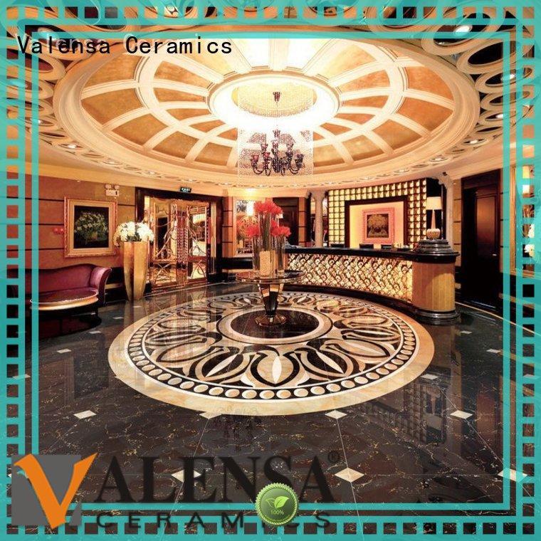 building plaza polished Valensa Ceramics Brand company