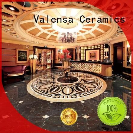 Valensa Ceramics High-quality dark brown floor tiles suppliers for house