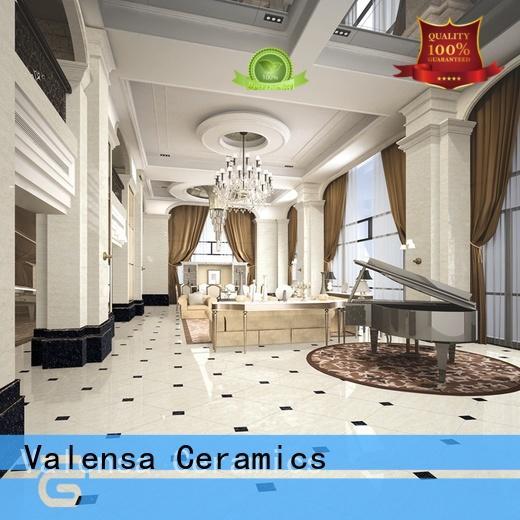 Valensa Ceramics online types of porcelain tiles customized for indoor