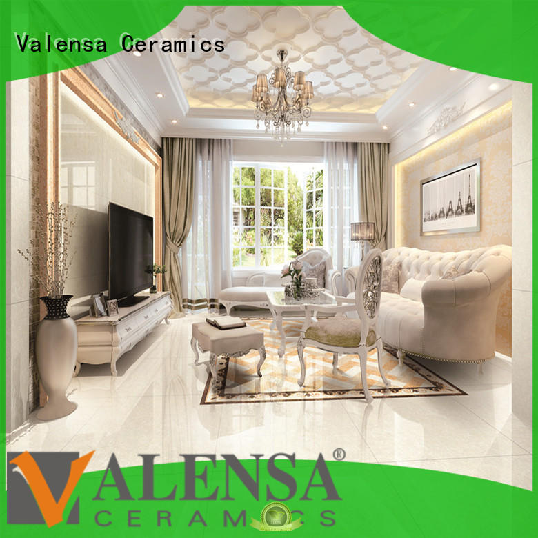 Valensa Ceramics High-quality platinum tile supply for indoor