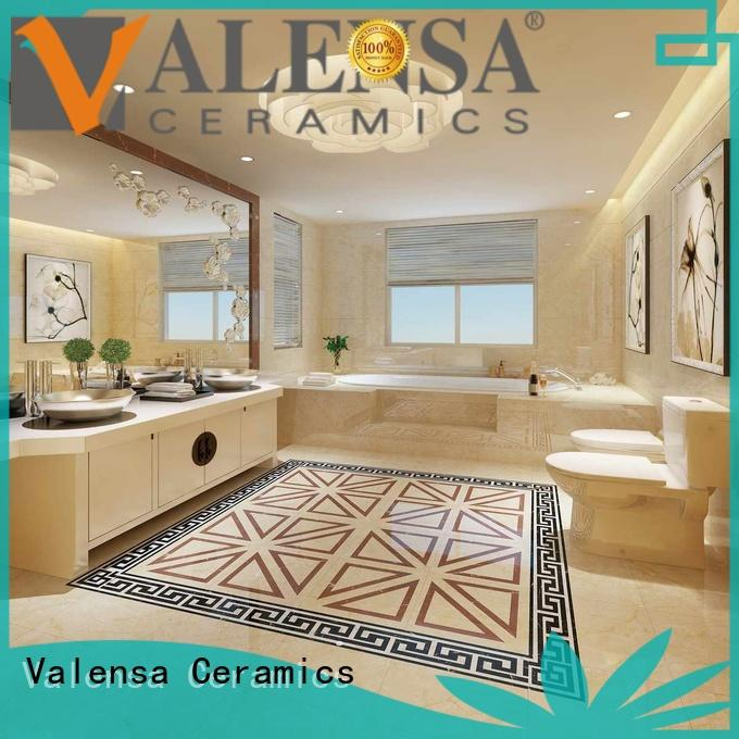 Valensa Ceramics Best marble tiles for sale supply for indoor