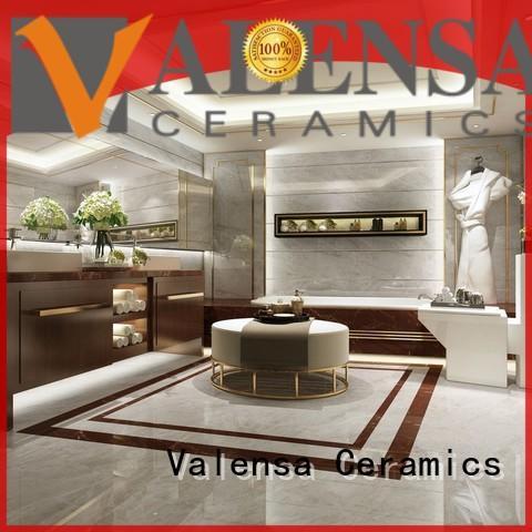 Valensa Ceramics Brand gold polished  leaf factory