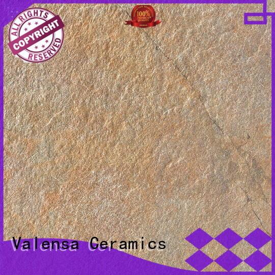 Valensa Ceramics porcelain porcelain slate tile suppliers for indoor