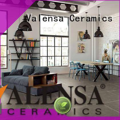 white porcelain floor tiles half for house Valensa Ceramics