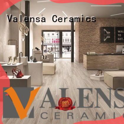 Valensa Ceramics porcelain wood porcelain tile bathroom for business for house