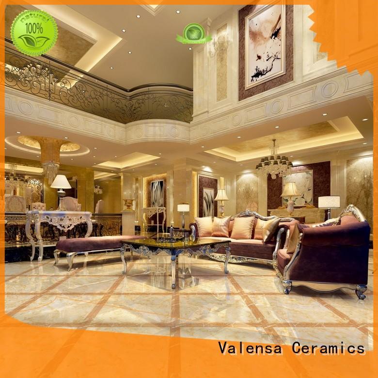 Valensa Ceramics Brand school polished