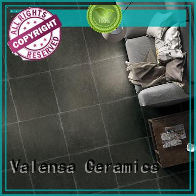 Valensa Ceramics New white porcelain floor tiles supply for villas